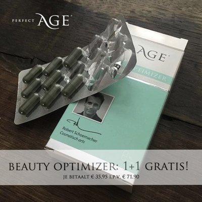 Beauty Optimizer: 1 + 1 GRATIS!