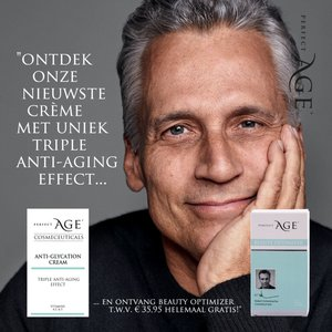 Anti-Glycation Cream met GRATIS Beauty Optimizer
