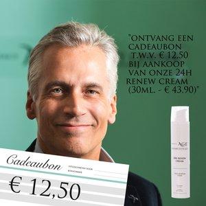 24H Renew Cream - 30ml. met cadeaubon t.w.v. € 12,50