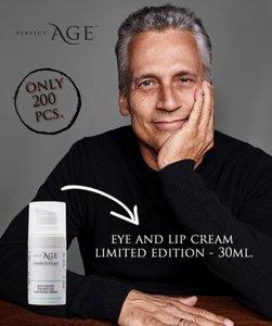 Anti-aging eye and lip contour cream - 30 ml.