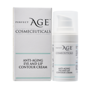Anti-aging eye and lip contour cream - 15 ml.
